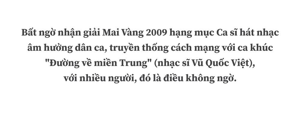 [eMagazine] - Ca sĩ Nguyên Vũ: Mai Vàng là một dấu ấn - Ảnh 1.