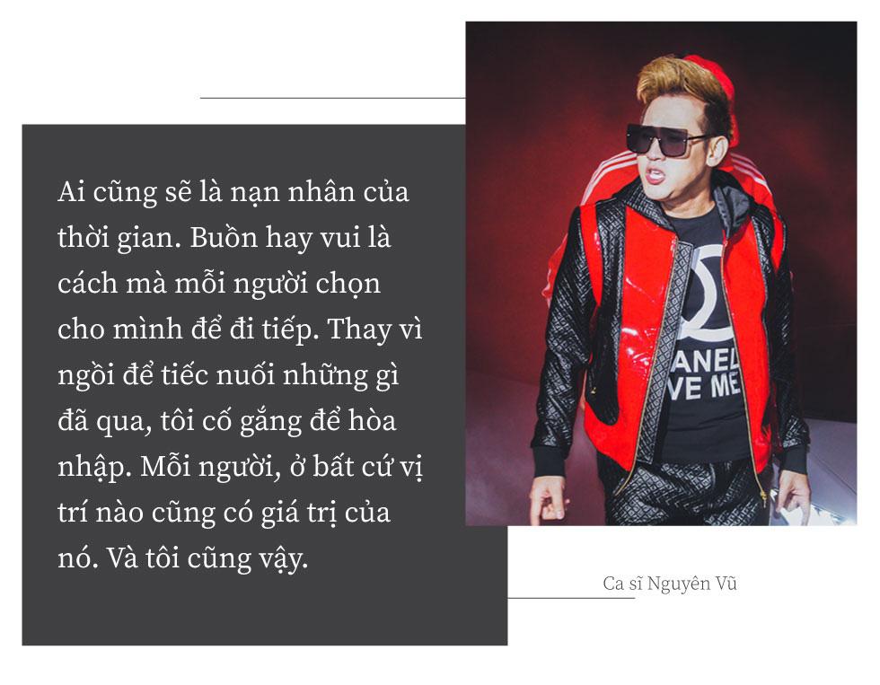 [eMagazine] - Ca sĩ Nguyên Vũ: Mai Vàng là một dấu ấn - Ảnh 8.