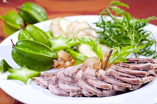 5 món ăn nên thử ở Ba Vì trong mùa hoa dã quỳ - Ảnh 1.
