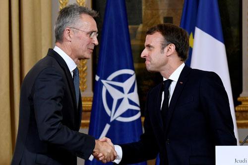 NATO: Thách thức sau 70 năm - Ảnh 1.