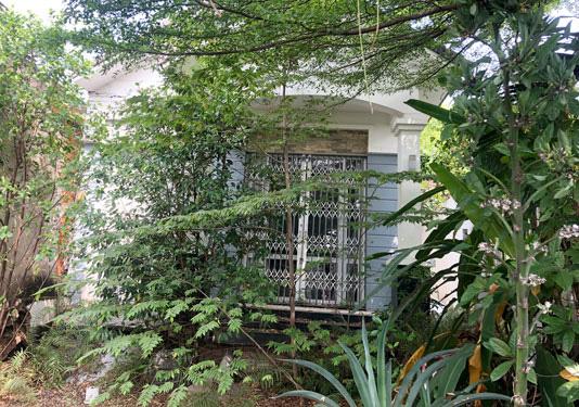 Nhiều căn nhà ở TP HCM đang chìm vào lòng đất - Ảnh 1.