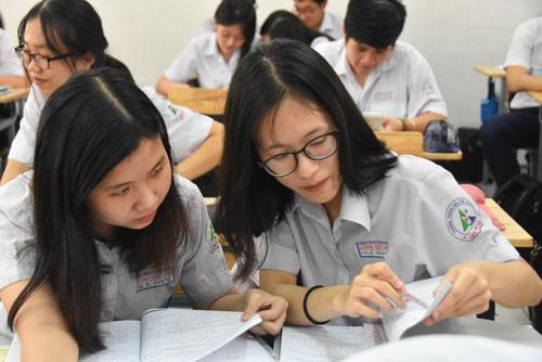 Chưa thí điểm thi trên máy tính trong kỳ thi THPT quốc gia 2020 - Ảnh 1.