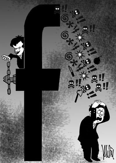 Bị bôi xấu trên mạng xã hội: Doanh nghiệp phải làm gì? - Ảnh 1.