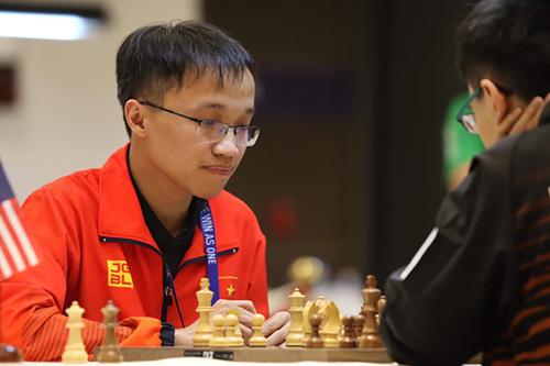 Thất bại khó tin của cờ vua Việt Nam ở SEA Games - Ảnh 1.