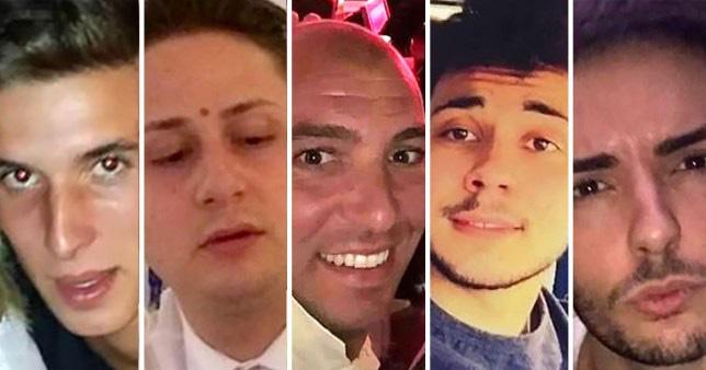36 năm tù cho 5 nhân viên khách sạn đánh thuốc mê và hãm hiếp khách du lịch - Ảnh 1.