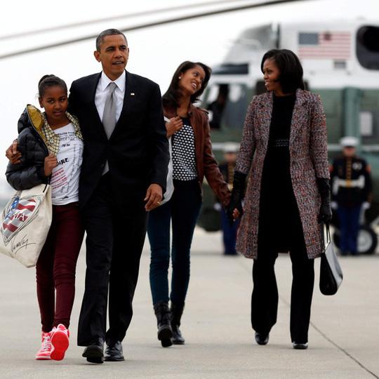 Mặc đồ đẹp như bà Michelle Obama dễ hay khó? - Ảnh 3.