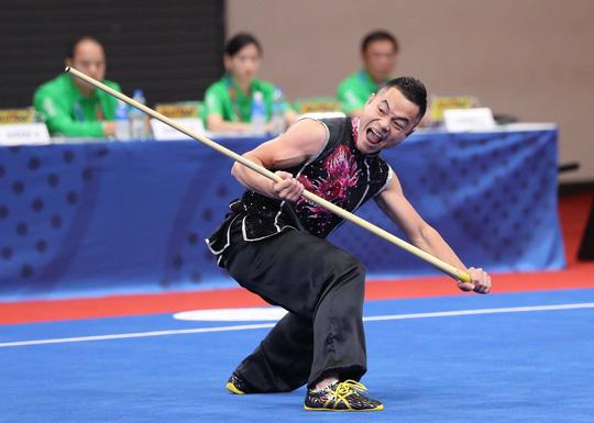 SEA Games 30: Lực sĩ Thạch Kim Tuấn vuột mất HCV đáng tiếc - Ảnh 16.
