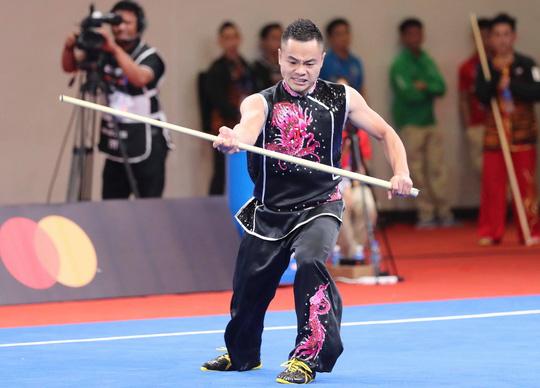 SEA Games 30: Lực sĩ Thạch Kim Tuấn vuột mất HCV đáng tiếc - Ảnh 17.