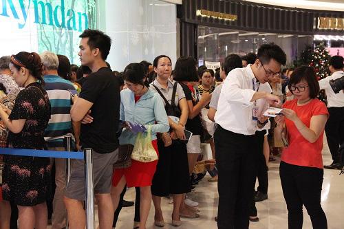 Sức hút của Kymdan trong ngày Black Friday ở Crescent Mall Phú Mỹ Hưng - Ảnh 4.