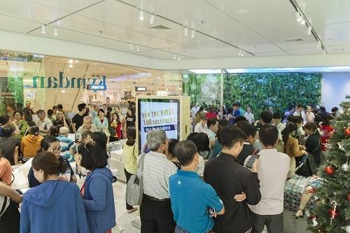 Sức hút của Kymdan trong ngày Black Friday ở Crescent Mall Phú Mỹ Hưng - Ảnh 5.