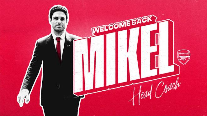 Mikel Arteta ngồi ghế nóng, tự tin đưa Pháo thủ trở lại - Ảnh 2.