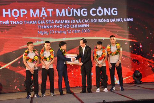 Thể thao TP HCM chinh phục tầm cao mới - Ảnh 1.