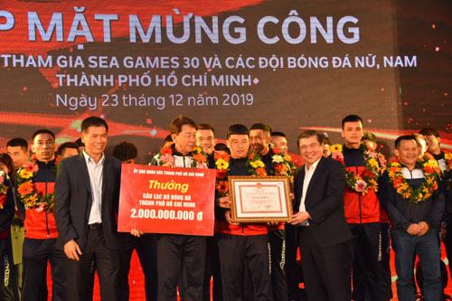 Thể thao TP HCM chinh phục tầm cao mới - Ảnh 2.