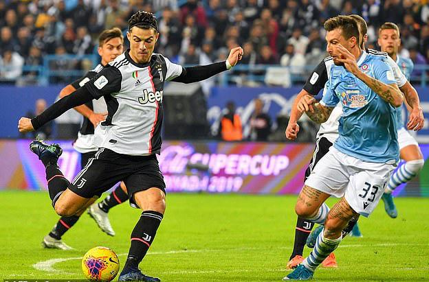 Juventus rao bán Ronaldo, Real Madrid chờ tái hợp siêu sao - Ảnh 1.