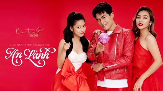 Hoàng Yến Chibi, Kaity Nguyễn... lung linh loạt ảnh Giáng sinh - Ảnh 11.