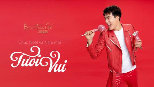 Hoàng Yến Chibi, Kaity Nguyễn... lung linh loạt ảnh Giáng sinh - Ảnh 13.