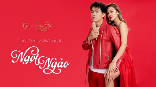 Hoàng Yến Chibi, Kaity Nguyễn... lung linh loạt ảnh Giáng sinh - Ảnh 16.