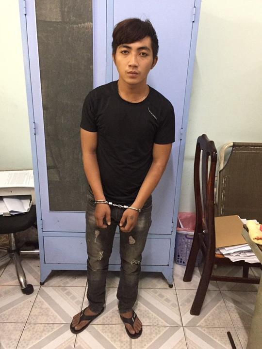 Kêu tài xế Grab chở từ TP HCM về Đồng Nai rồi dùng roi điện cướp tài sản - Ảnh 1.