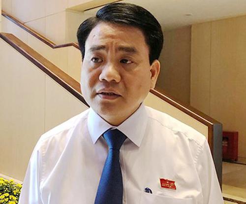 Bí thư và Chủ tịch Hà Nội nói gì về vụ Nhật Cường? - Ảnh 2.