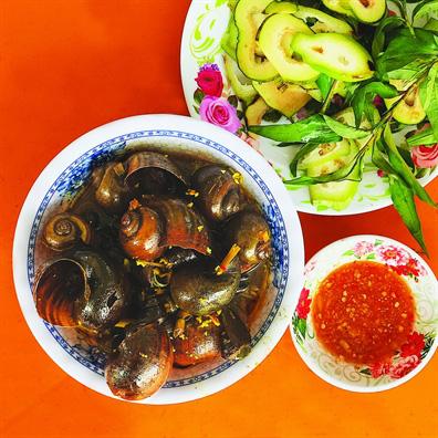 Lý Sơn ẩm thực - Ảnh 1.