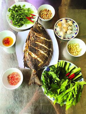 Lý Sơn ẩm thực - Ảnh 2.