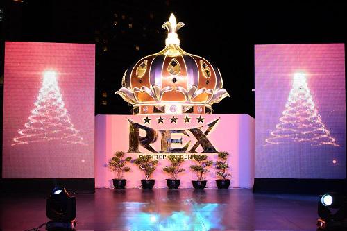Đón Giáng sinh, năm mới Rex Rooftop Garden Bar! - Ảnh 1.