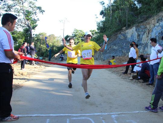 Chân chạy số 1 Việt Nam tranh tài Giải việt dã Chinh phục đỉnh Bà Rá 2020 - Ảnh 2.