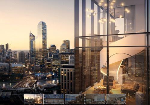 Giá căn hộ hạng sang tăng 40% trong 3 năm - Ảnh 1.