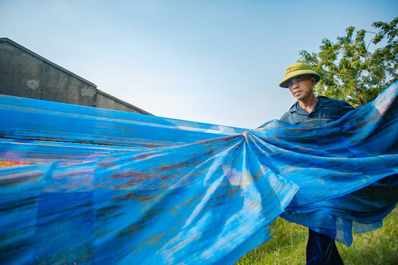 Cuộc thi ảnh Nét đẹp lao động: Sắc màu cuộc sống - Ảnh 2.