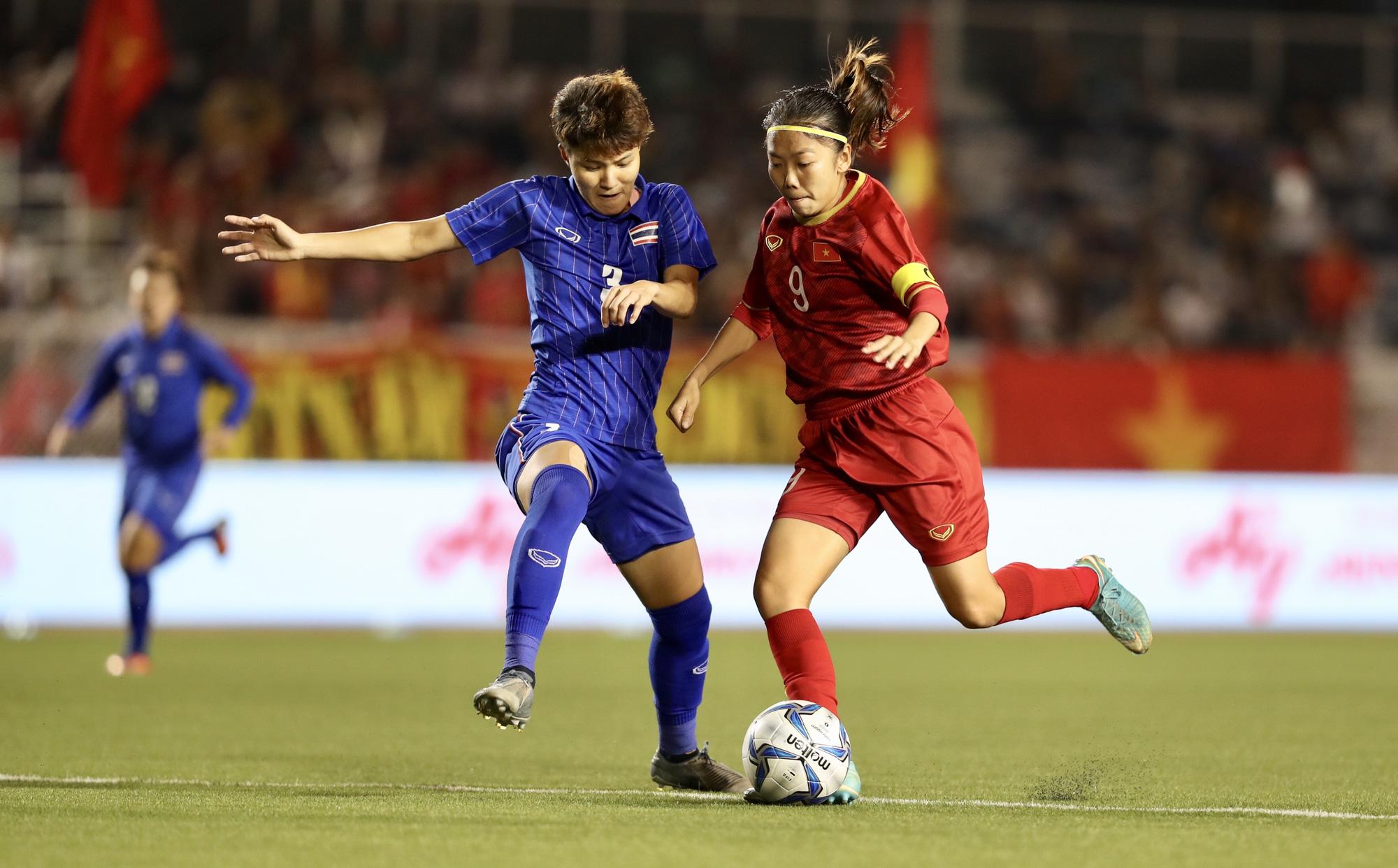 Tiền đạo Huỳnh Như: Đội trưởng gương mẫu tuyển bóng đá nữ quốc gia - Báo Người lao động