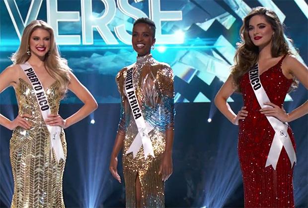 Người đẹp Nam Phi giành vương miện Hoa hậu Hoàn vũ 2019 - Ảnh 3.