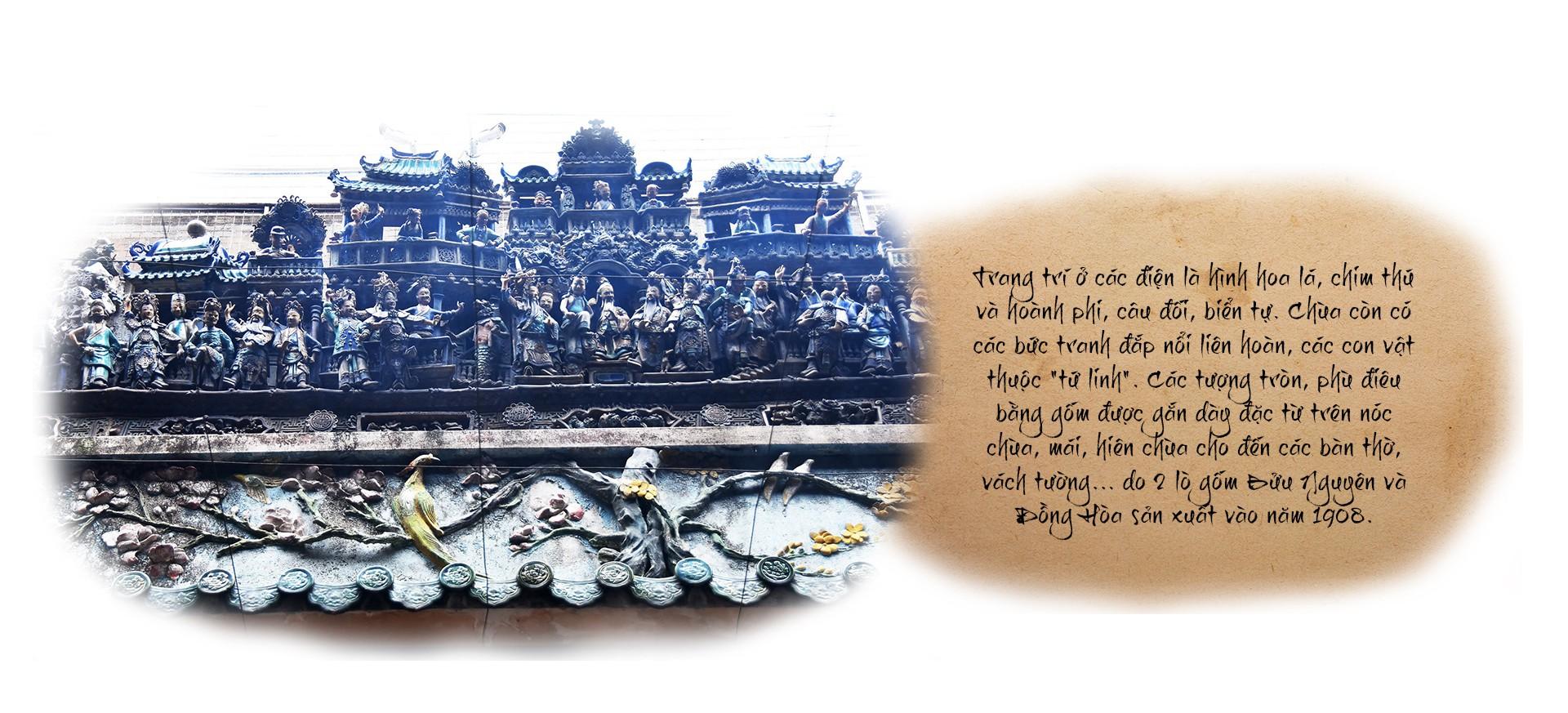 [eMagazine] - Ngày Xuân viếng các ngôi chùa cổ ở TP.HCM - Ảnh 16.