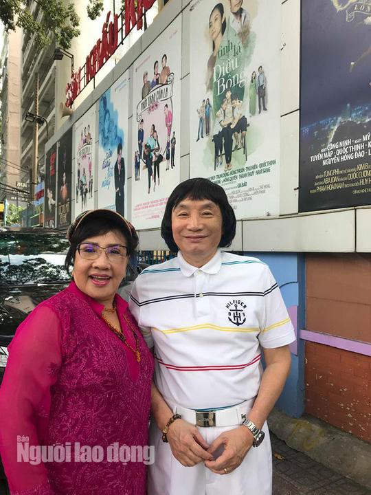 Nho ve nam Tan Hoi NSUT Minh Vuong NSND Le Thuy tam su dau xuan