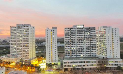 Khối ngoại kết thị trường nhà ở Việt Nam - Ảnh 1.