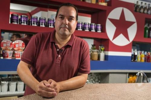 Bên trong quán cà phê Triều Tiên duy nhất ở Tây Ban Nha - Ảnh 1.