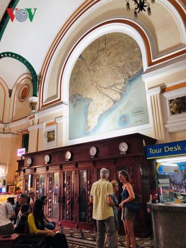 Bưu điện TP HCM - điểm đến thu hút khách du lịch quốc tế - Ảnh 14.