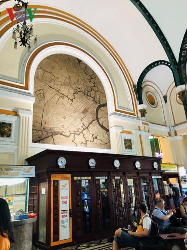 Bưu điện TP HCM - điểm đến thu hút khách du lịch quốc tế - Ảnh 15.