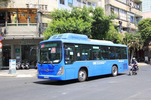 Dọn đường cho xe buýt nhiên liệu sạch - Ảnh 1.