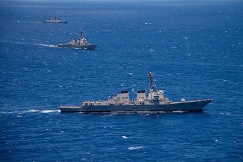 Hội nghị An ninh Munich: Mỹ - Trung đấu khẩu về biển Đông, Huawei - Ảnh 3.