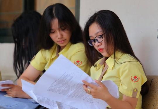 Bộ GD-ĐT thay đổi gì ở kỳ thi THPT Quốc gia 2019? - Ảnh 1.