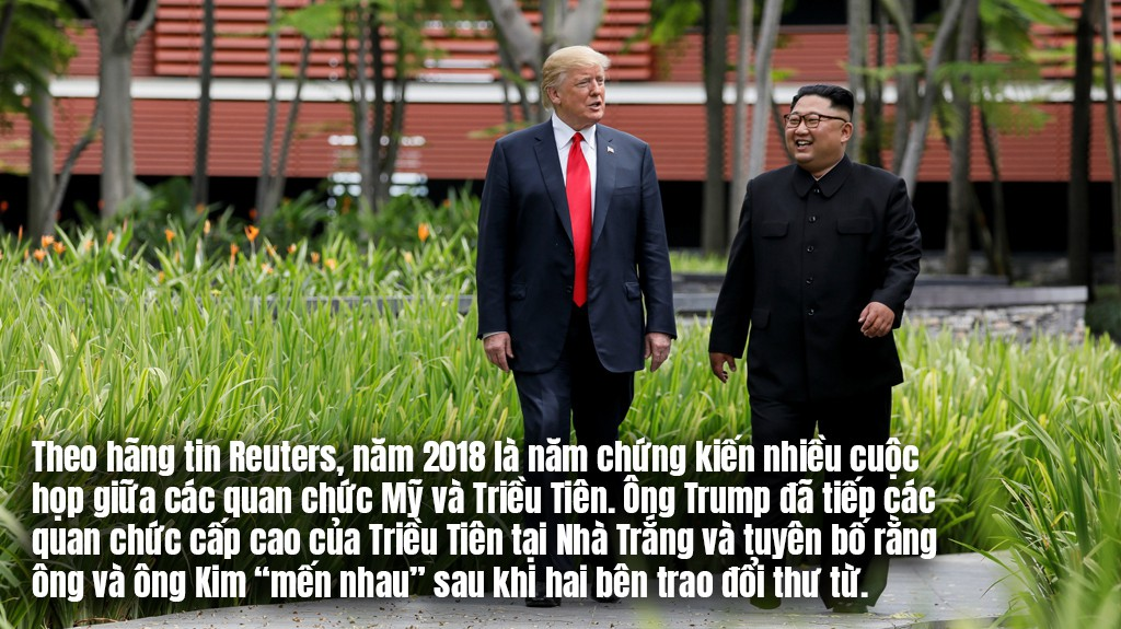 [eMagazine] Mỹ - Triều: Biến đổi bất ngờ dưới thời Tổng thống Donald Trump - Ảnh 9.