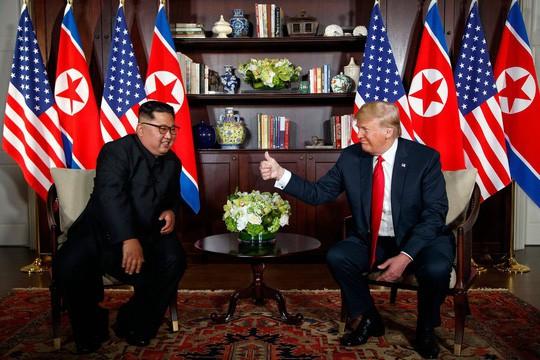 Tổng thống Donald Trump và Chủ tịch Kim Jong-un sẽ cùng dùng bữa tại Hà Nội - Ảnh 1.