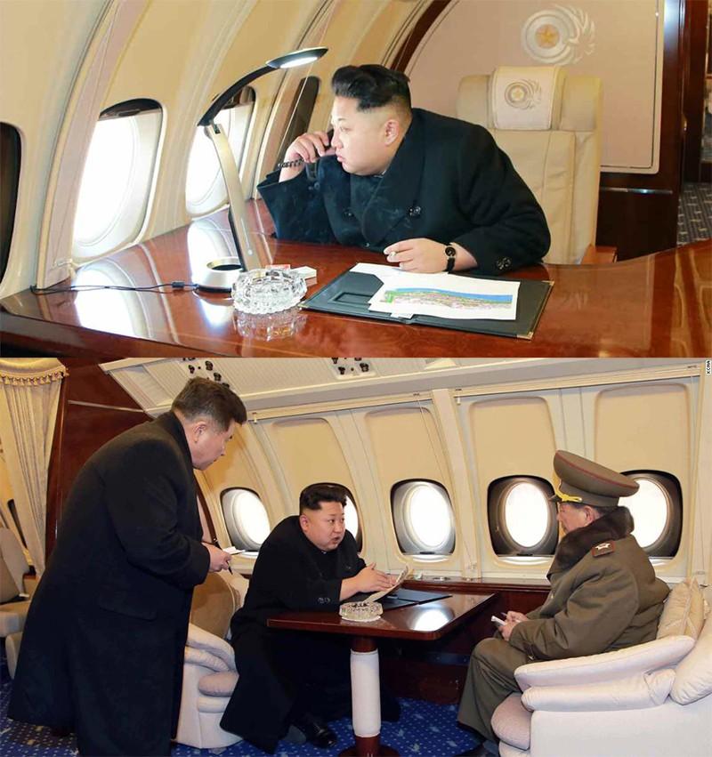 [eMagazine] Chủ tịch Triều Tiên Kim Jong-un và những vòng bảo vệ nghiêm ngặt - Ảnh 3.