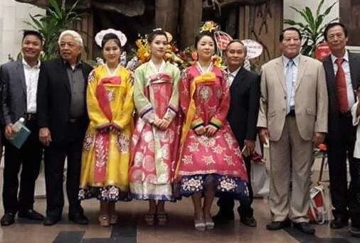 Nụ hoa Triều Tiên trong lòng võ sư Việt Nam - Ảnh 3.