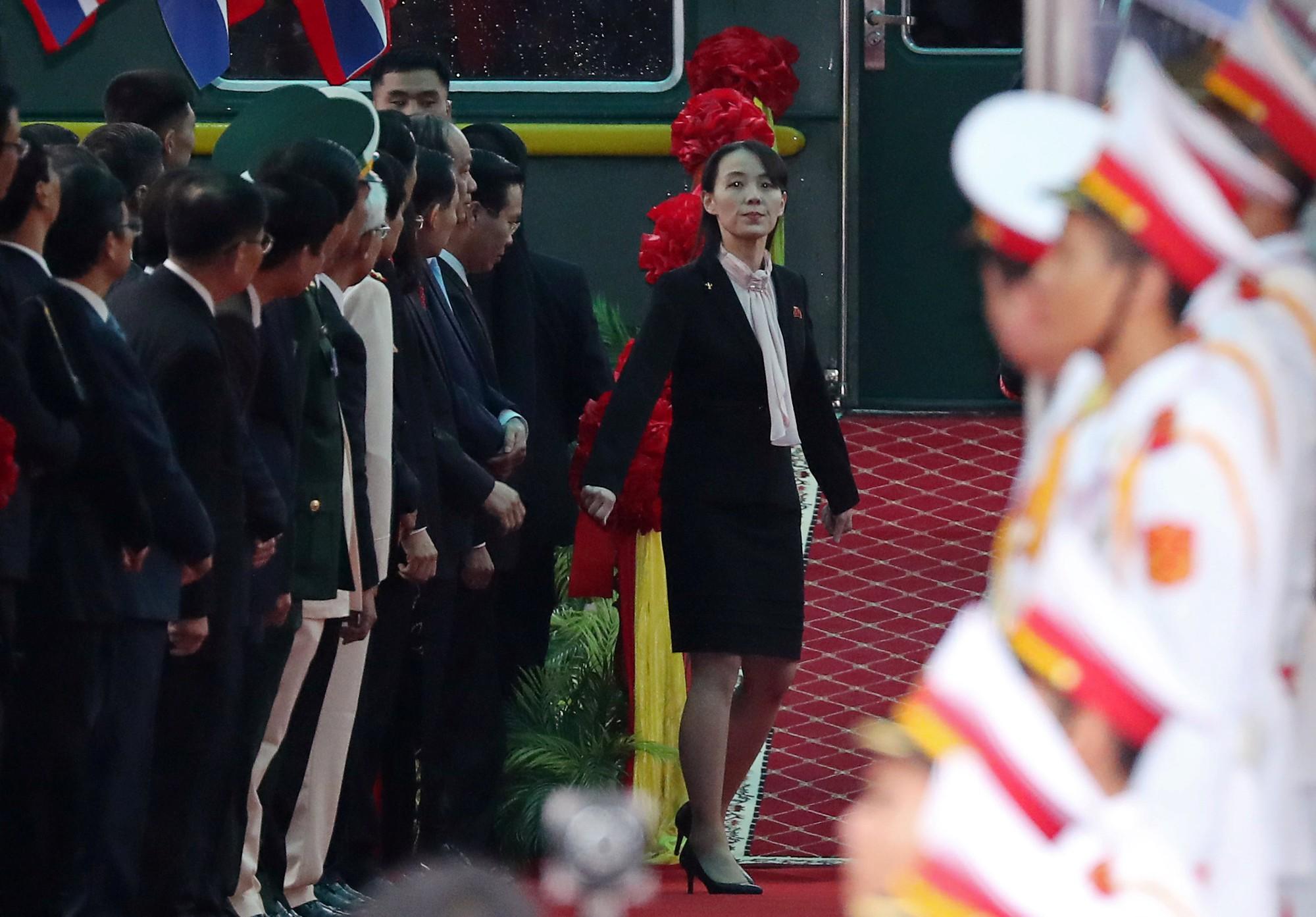 Toàn cảnh đón Chủ tịch Triều Tiên Kim Jong-un tại Việt Nam - Ảnh 9.
