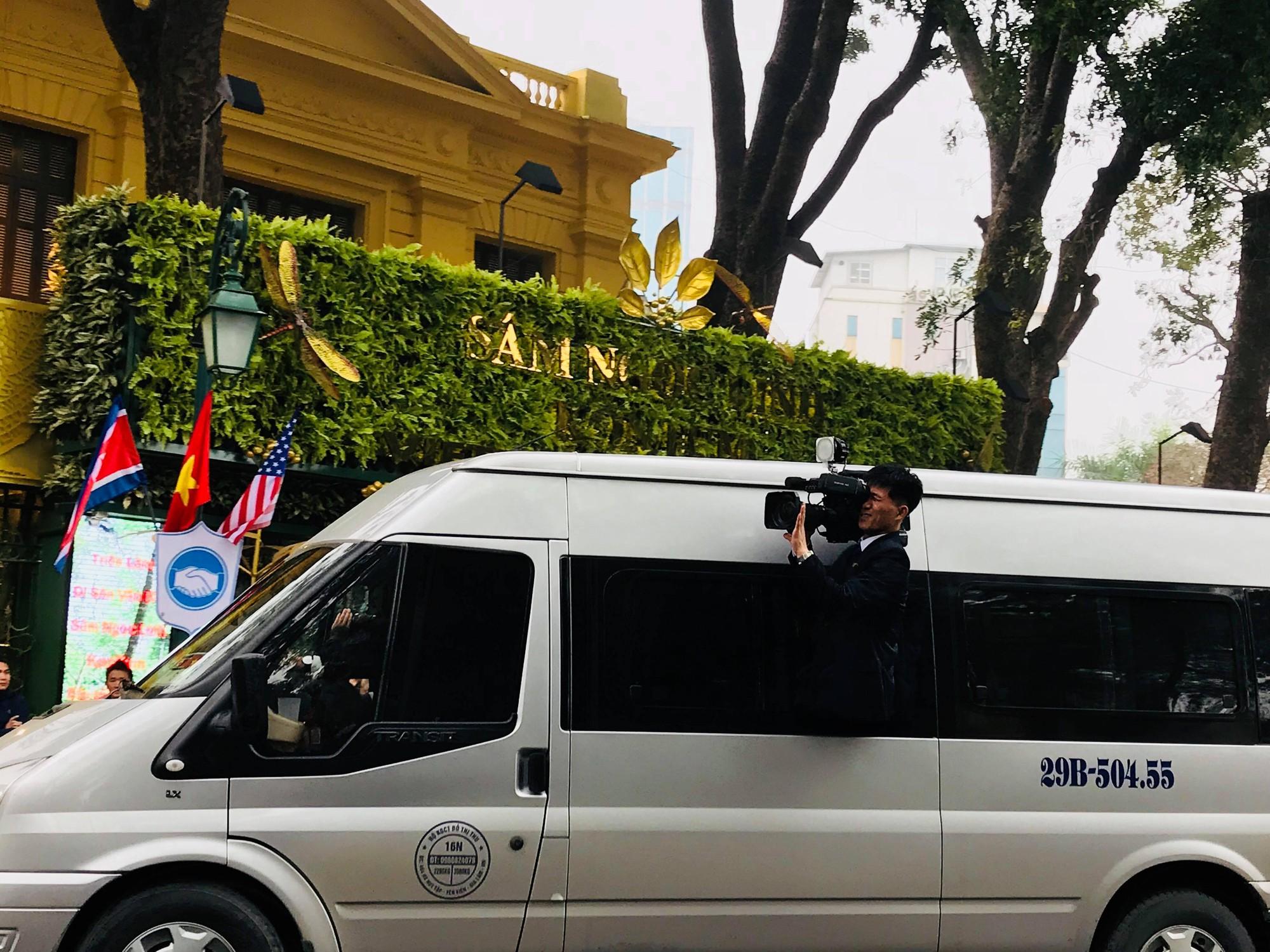 Toàn cảnh đón Chủ tịch Triều Tiên Kim Jong-un tại Việt Nam - Ảnh 23.