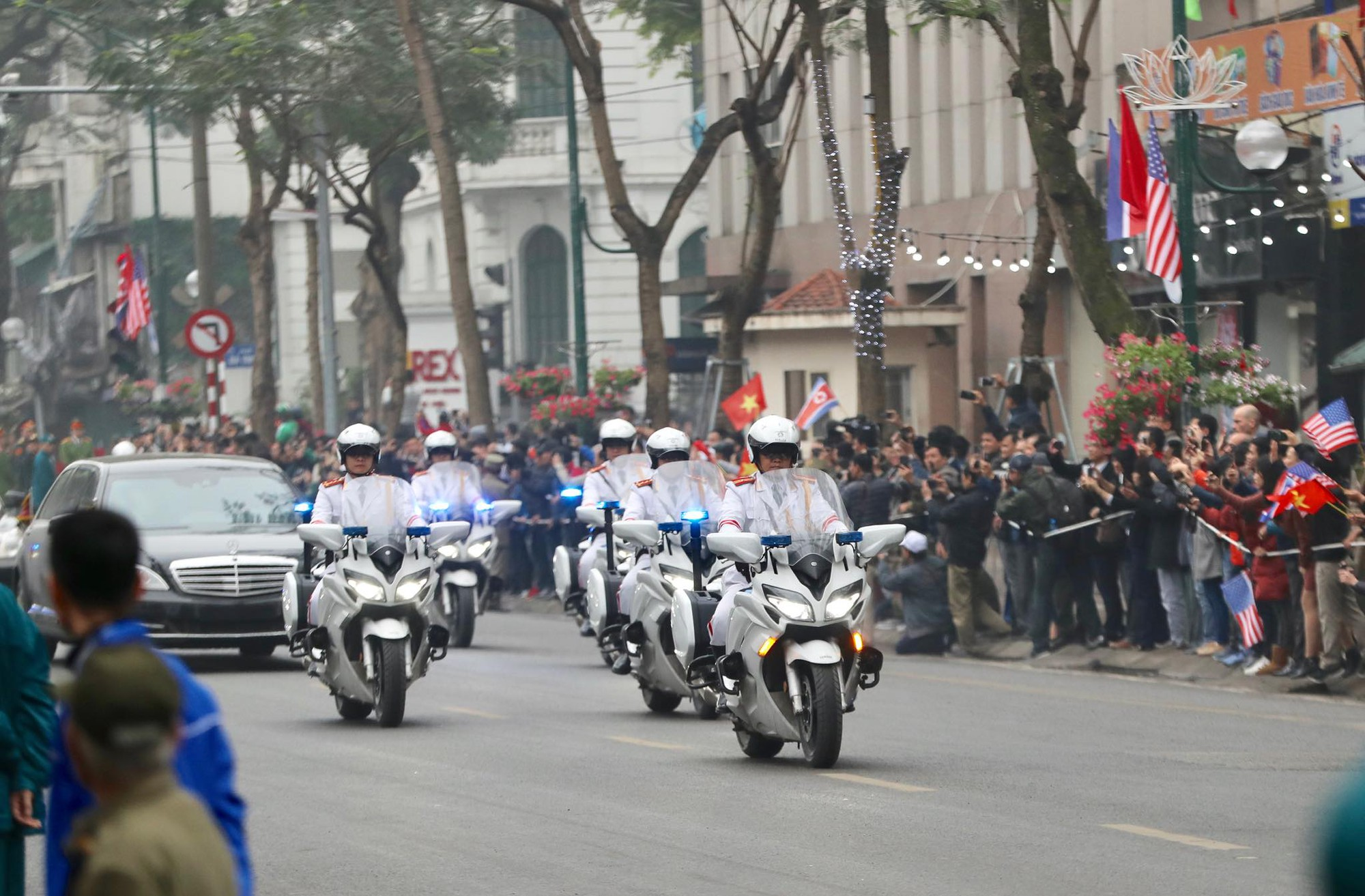 Toàn cảnh đón Chủ tịch Triều Tiên Kim Jong-un tại Việt Nam - Ảnh 26.
