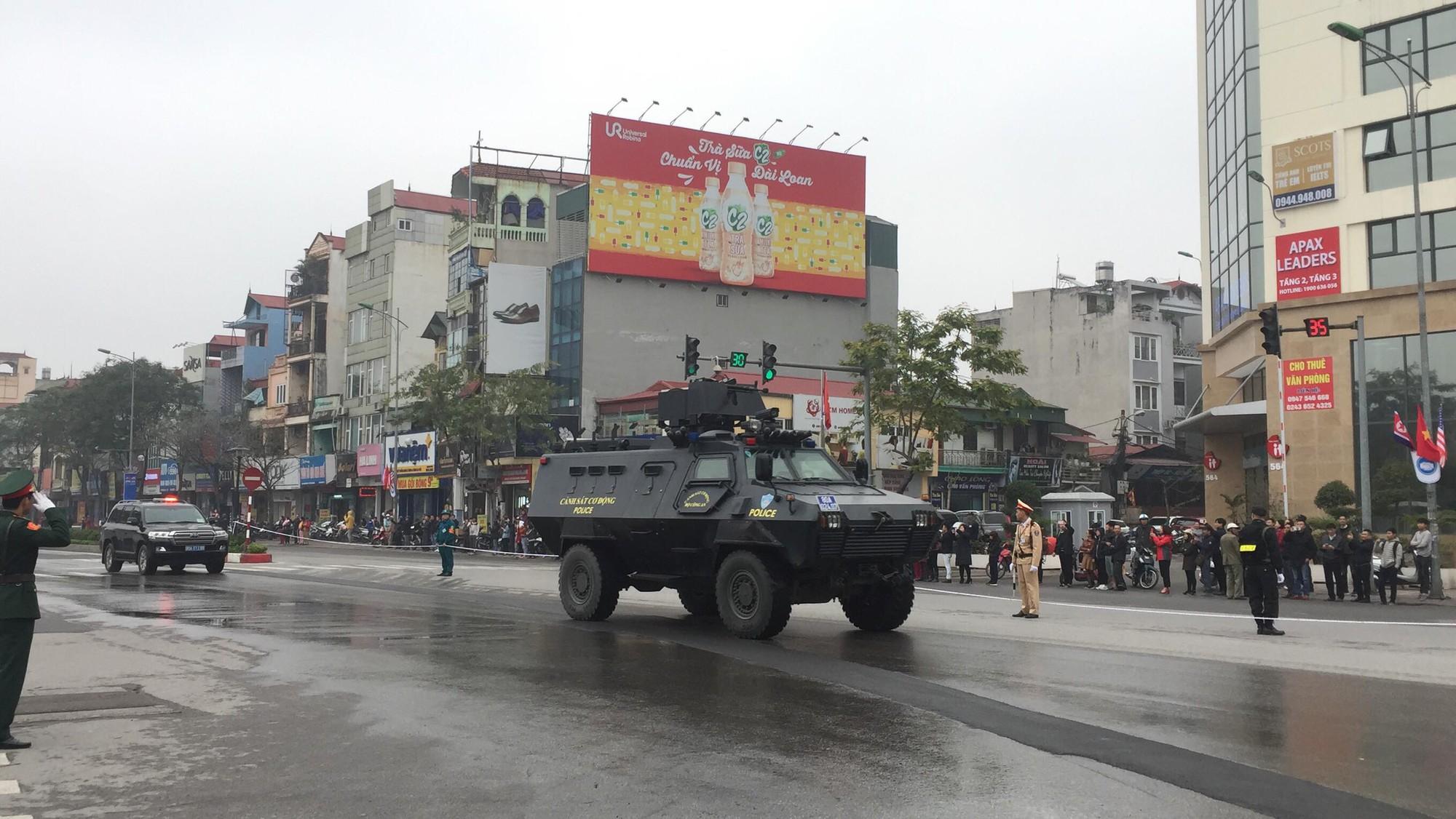 Toàn cảnh đón Chủ tịch Triều Tiên Kim Jong-un tại Việt Nam - Ảnh 22.