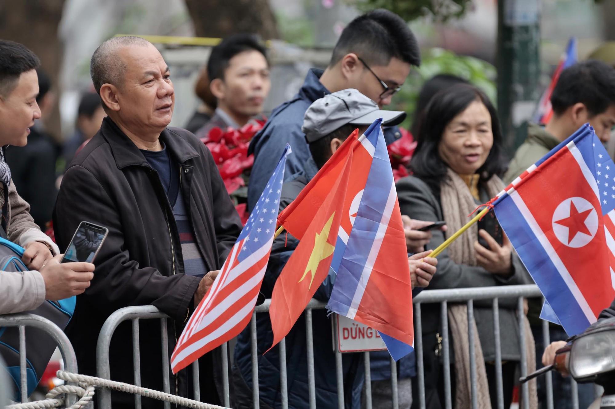 Toàn cảnh đón Chủ tịch Triều Tiên Kim Jong-un tại Việt Nam - Ảnh 33.