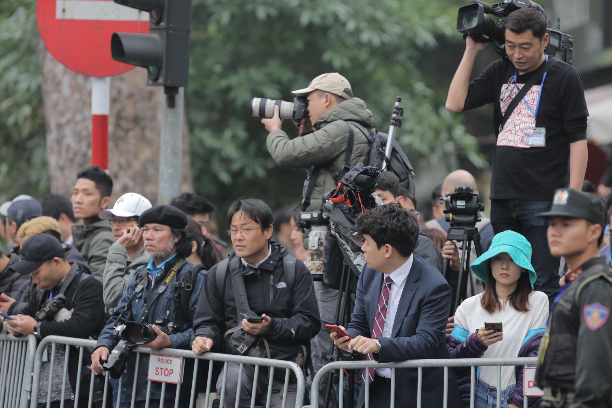 Toàn cảnh đón Chủ tịch Triều Tiên Kim Jong-un tại Việt Nam - Ảnh 32.